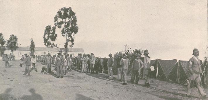 Lubango. Fotos retirada da Ilustração Portuguesa n. 468, de 15 de Fevereiro de 1915